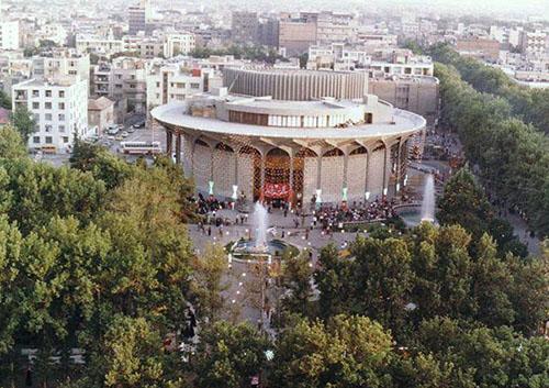 تعیین حریم تئاتر شهر از محل اعتبارات سال ۹۹ میراث فرهنگی/ نجات یک منطقه بحرانزده