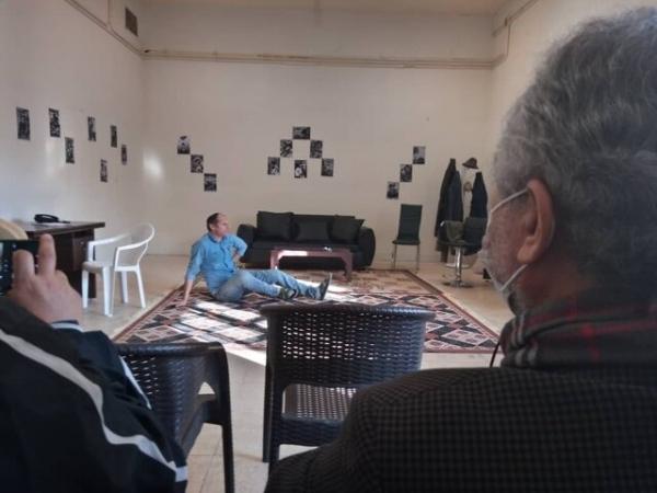 رامین پرچمی از زندان به تئاتر فجر میآید